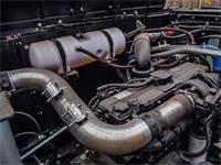 מנוע משאית / צילום: שאטרסטוק