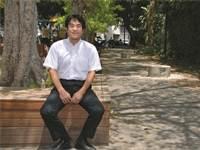 נציג TDK נארוטושי פוקוזאווה / צילום: תמר מצפי