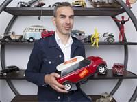 גיל לייזר - מיזם המכונית השיתופית אוטותל / צילום: ענבל מרמרי