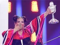 נטע ברזילי זוכה באירוויזיון \ צילום: רויטרס