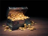 כסף, מטבעות / שאטרסטוק