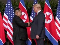 דונלד טראמפ וקים ג'ון-און \ צילום: רויטרס