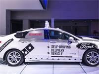 הדגמת רכב אוטונומי ניסיוני של פורד / צילום: Shutterstock