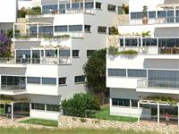 השכונה החדשה ברכסים - הדמייה / הדמייה: משרד ערן מבל אדריכלים
