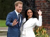 מייגן מרקל והנסיך הארי / צילום: רויטרס
