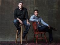 """מייסדי פורמלבס, מקס לבובסקי וד""""ר נתן לינדר / צילום: פורמלבס"""