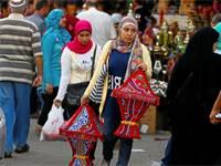 נשים במצרים / צילום: רויטרס