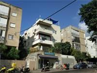 הבניין ברחוב בן ציון 17 בתל אביב/ צילום: משרד שמאות נחמה בוגין
