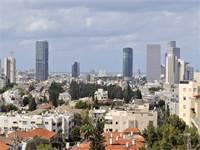 תל אביב \ צילום: שאטרסטוק