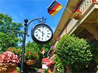 שעון בגרמניה / צילום: שאטרסטוק