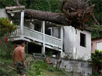 הוריקן בפוארטו ריקו/ צילום: רויטרס