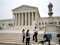 בית המשפט העליון האמריקאי / צילום: ג'ושוואה רוברטס, רויטרס