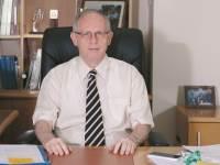 """אהוד דוידסון. מנכ""""ל קופ""""ח כללית החדש, לשעבר מנכ""""ל בית החולים סורוקה צילום: אפרת זיסמן"""