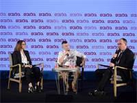 """פאנל """"האם אנו מוכנים להזדקנות האוכלוסייה?"""" בוועידת ישראל לעסקים של """"גלובס"""" / צילום: איל יצהר"""
