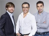 מימין לשמאל: יהב יולזרי, אביטל פרדו, גל קרובינר / צילום: ענבל מרמרי