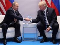 דונלד טראמפ, ולדימיר פוטין / רויטרס