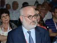 אדורארדו אלשטיין, בעל השליטה באי.די.בי / צילום: איל יצהר