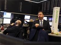 סוחרים בבורסת פרנקפורט / צילום: רויטרס