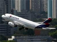 מטוס של LATAM / צילום: פאולו וויטאקר, רויטרס