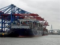 נמל המבורג / צילום: פביין ביימר, רויטרס