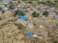 נזקי רעידת האדמה והצונאמי באינדונזיה / צילום: רויטרס
