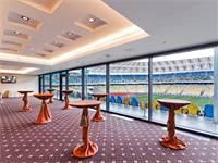 לאונג' עסקי באצטדיון כדורגל/ צילום: Shutterstock | א.ס.א.פ קריאייטיב