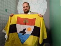 """ויט ידליצ'קה, נשיא מדינת הקריפטו """"ליברלנד"""" / צילום: איל יצהר"""