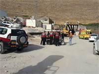 אתר אגירה שאובה סגור לאחר תאונה קטלנית / צילום: איחוד והצלה