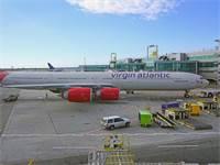 מטוס של וירג'ין אטלנטיק / צילום: Shutterstock
