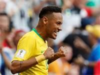 ניימאר, נבחרת ברזיל / צילום: רויטרס
