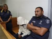 אחרק שלום בהארכת מעצר / צילום: אלון רון
