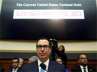 """חוב לאומי ארה""""ב / צילום: רויטרס"""