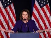 ננסי פלוסי / צילום: Reuters