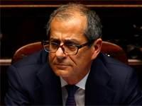שר האוצר האיטלקי, ג'ובאני טרייה / צילום: רויטרס