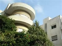 """בניינים בת""""א / צילום: ניר אליאס, רויטרס"""