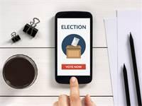 הצבעה דרך אפליקציות / צילום: Shutterstock
