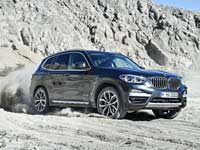 BMW X3 /צילום: יחצ