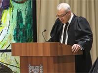 שופט העליון עופר גרוסקופף בהשבעה לבית המשפט העליון / צילום: שלומי יוסף
