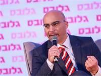 ברק סורני בוועידת ישראל לעסקים \ צילום: שלומי יוסף