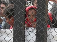 """מהגרים לא חוקיים בארה""""ב / צילום: רויטרס"""