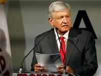 נשיא מקסיקו אנדרס מנואל לופז אוברדור / רויטרס