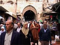 ערבים בירושלים / צילום: shutterstock