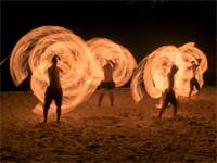 פסטיבל ברנינג מן / צילום: שאטרסטוק