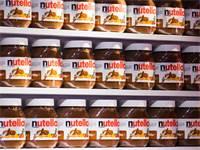ממרח שוקולד נוטלה במרכול בתל-אביב / צילום: Lestertair, שטארסטוק