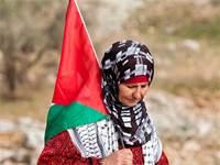 אישה פלסטינאית / צילום: שאטרסטוק