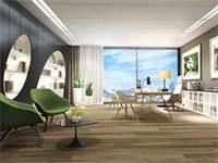 ביקוש גדול למשרדים קטנים ובינוניים/הדמיה: סטודיו פיבוט