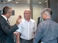איל בן-דב בדיון על הסרת העיקול / צילום: שלומי יוסף