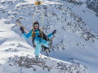 סקי בישיבה / צילום: צילומים: Val Thorens, Shutterstock | א.ס.א.פ קריאייטיב