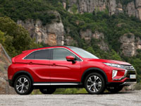 מיצובישי Eclipse  Cross-2018 / צילום: יחצ