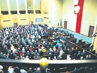הפרלמנט בפולין/ צילום: רויטרס - Kacper Pempel
